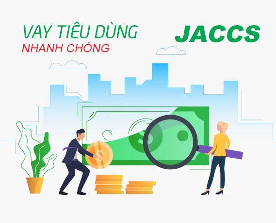 JACCS - Japanese financial company
